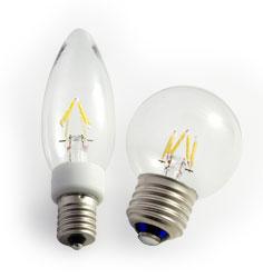 LEDフィラメント電球Let(レット)