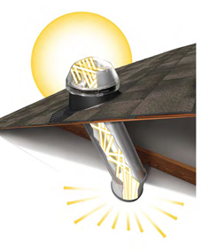 太陽光照明システムソーラチューブ