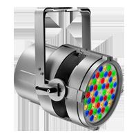 LED投光器TITAN SOLO RGBA