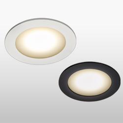 調光対応薄型LEDダウンライト US...