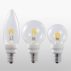 LEDフィラメント電球 Let 調光対応50ルーメンタイプ